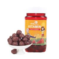微娃水果软糖-2.3g*45粒/瓶-VIVA NUTITIONAL